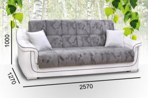 Диван прямой Кристалл - Мебельная фабрика «Славянская мебель»