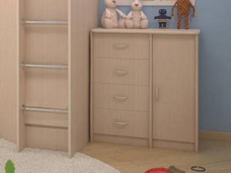 Комод с дверью - Мебельная фабрика «БиГ»