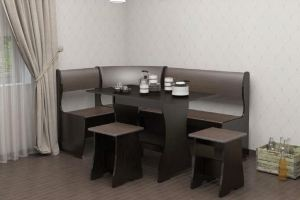 Стандартный кухонный уголок Тип 1 - Мебельная фабрика «Феникс»