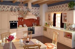 Кухонный гарнитур Каролина - Мебельная фабрика «Бобр»