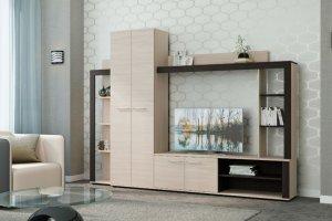Гостиная Монако - Мебельная фабрика «Линаура»