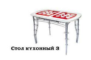 Стол кухонный 3 - Мебельная фабрика «Надежда»