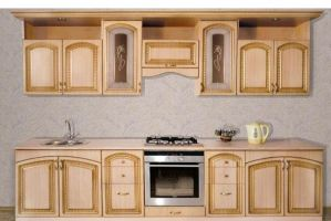 Кухня Виктория - Мебельная фабрика «Кубань-мебель»