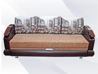 Диван прямой Жасмин - Мебельная фабрика «Династия»