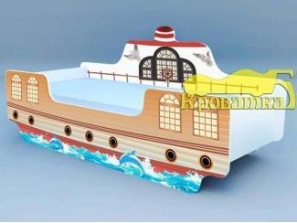 Новая кровать Кораблик Корсар - Мебельная фабрика «Рим»