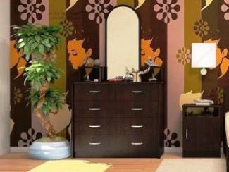 Комод с зеркалом - Мебельная фабрика «БиГ»