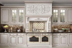 Изящная светлая кухня Мария - Мебельная фабрика «Энли»