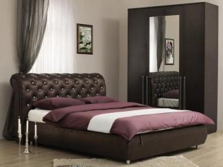Кровать Эмили - Мебельная фабрика «Сильва»