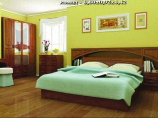 спальный гарнитур Камелия 1 - Мебельная фабрика «Регина»
