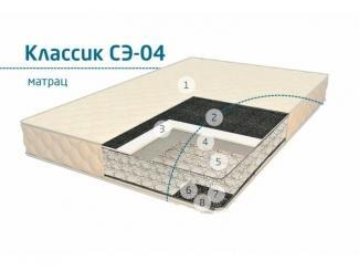Матрац Классик СЭ-04 - Мебельная фабрика «Элна»