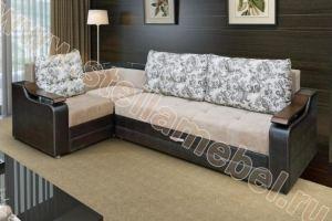 Угловой диван Евролидер 2 - Мебельная фабрика «Стелла»