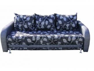 Прямой диван Еврокнижка Сандра - В - Мебельная фабрика «Точкамебели»