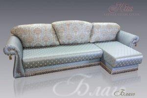Угловой диван Благо - Мебельная фабрика «Kiss»