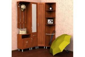 Прихожая Уют-4 (модульная система) - Мебельная фабрика «Гермес»