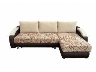 Диван угловой с оттоманкой Аллегро 2К - Мебельная фабрика «Пан Диван»