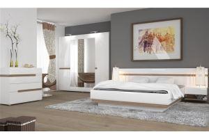Спальня Linate - Мебельная фабрика «АНРЭКС»