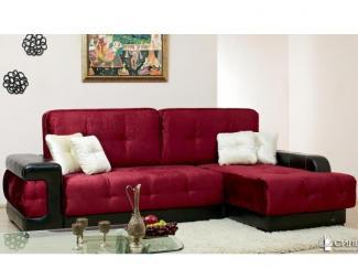 Угловой диван Ницца 1 пума - Мебельная фабрика «Сильва»