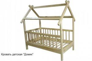 Детская кроватка Домик - Мебельная фабрика «ТРИАЛ и К»