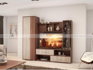 Гостиная Гармония 4 - Мебельная фабрика «Астрид-Мебель (Циркон)»