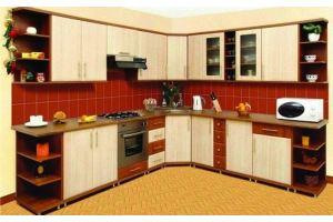 Кухня угловая Дебют - Мебельная фабрика «Регина»