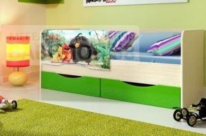 Кровать детская Энгри - Мебельная фабрика «Вавилон58»
