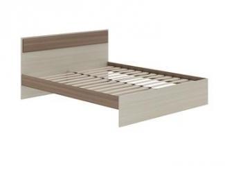 Кровать  Амели с накладкой - Мебельная фабрика «Комодофф»