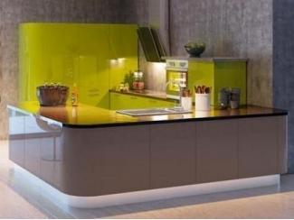 Небольшая кухня Лайм - Мебельная фабрика «Энли»