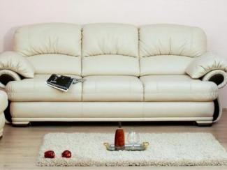 Прямой диван Мадрид дельфин - Мебельная фабрика «Сильва»