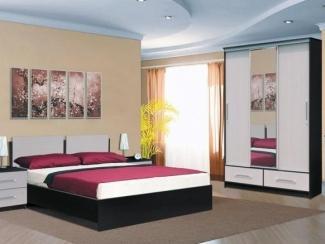 Модульная спальня Альянс - Мебельная фабрика «Зарон»