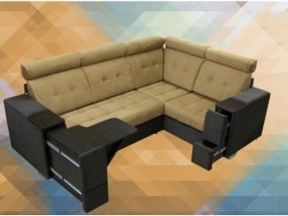 Угловой диван Марта 2 - Мебельная фабрика «Виктория»
