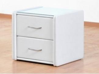 Тумба прикроватная Алеро 2 ящика - Мебельная фабрика «Архитектория»