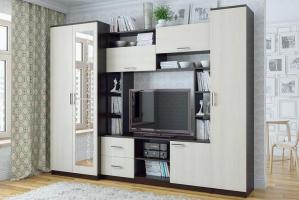 Гостиная Домино - Мебельная фабрика «Татьяна»