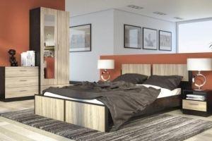 Спальный гарнитур Грация - Мебельная фабрика «Татьяна»