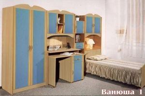 Мебель для детской Ванюша - Мебельная фабрика «Гермес»