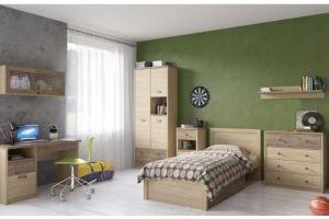 Спальня молодежная Diesel веллингтон - Мебельная фабрика «АНРЭКС»