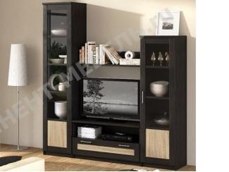 Гостиная Сэндай Композиция 2 - Мебельная фабрика «Континент»