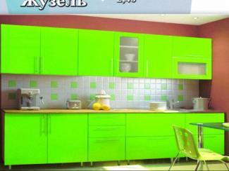 кухня прямая  Жузель - Мебельная фабрика «Регина»