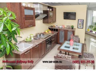 Кухня Квадро Престиж - Мебельная фабрика «Бобр»