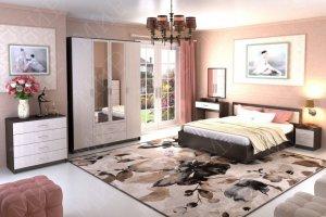 Спальня Фиеста - Мебельная фабрика «Мир»