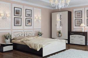 Спальный гарнитур Эдем - Мебельная фабрика «Татьяна»