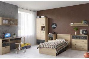 Спальня молодежная Diesel истамбул - Мебельная фабрика «АНРЭКС»