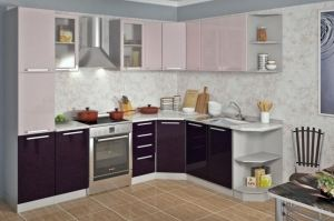 Кухня Эконом-класса Пелагея - Мебельная фабрика «Гермес»