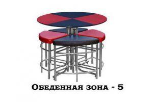 Обеденная зона 5 - Мебельная фабрика «Надежда»