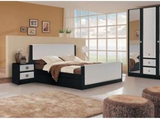 Спальня Клеопатра (экокожа) - Мебельная фабрика «Зарон»
