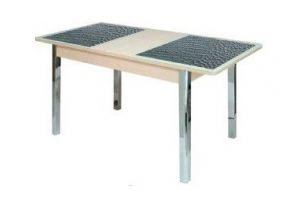 Стол обеденный Портофино кожа - Мебельная фабрика «Надежда»