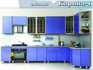 кухня угловая  Карина - 1 - Мебельная фабрика «Регина»