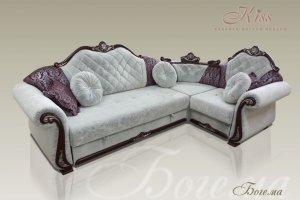Угловой диван Богема - Мебельная фабрика «Kiss»