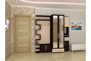 Стильная прихожая Полина - Мебельная фабрика «Гермес»