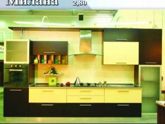 кухня прямая Милана - Мебельная фабрика «Регина»