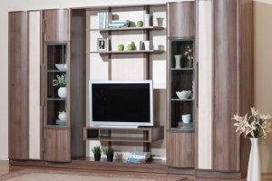 Гостиная Новелла 66 - Мебельная фабрика «Мебель Черноземья»